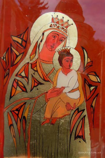 Theotokos with a child