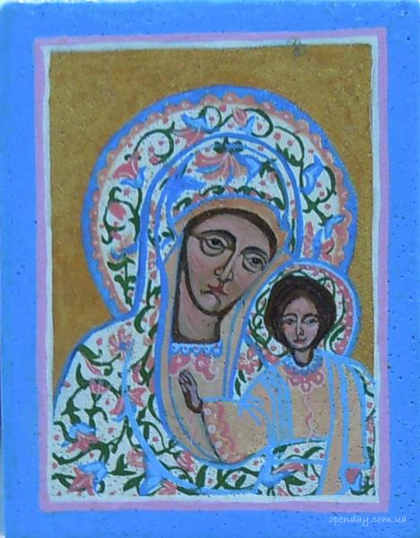 Mary with the Child (Kazan)