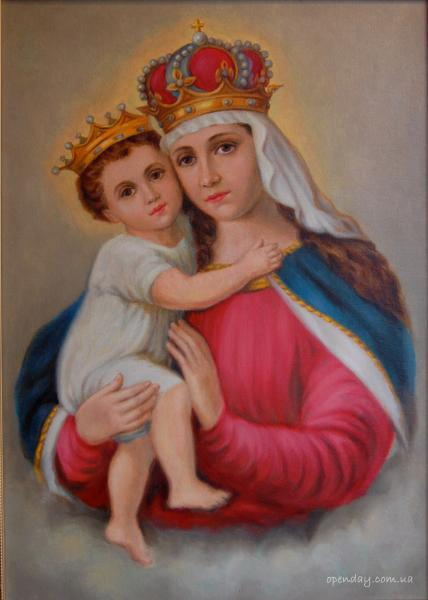 Mother of God and Child