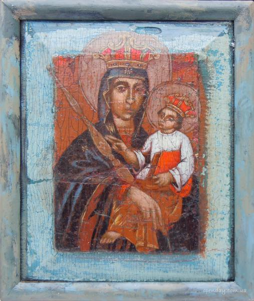 Rudosilska icon of the Mother of God